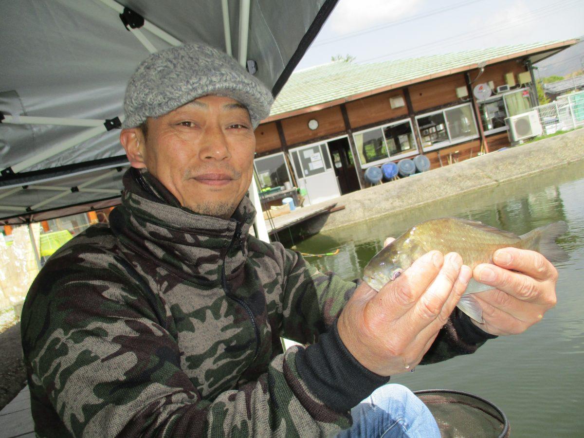 ~へらぶな釣り最高!!~