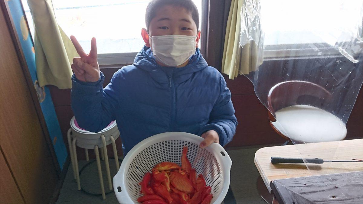 1/3 新年のトムソーヤ☆彡